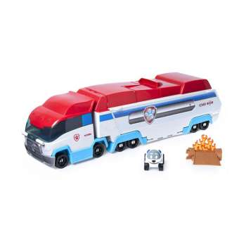 PAW PATROL LAUNCH AND HAULER SET