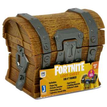FORTNITE CHEST ACCESSORY SET