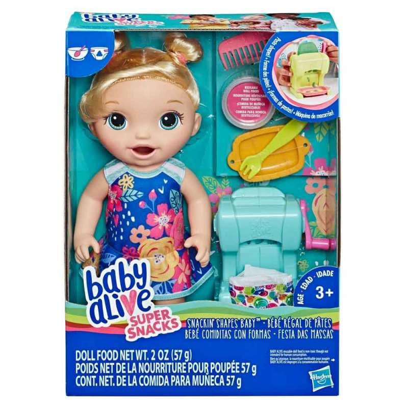 BABY ALIVE LILI I MAGICNE NUDLE SET