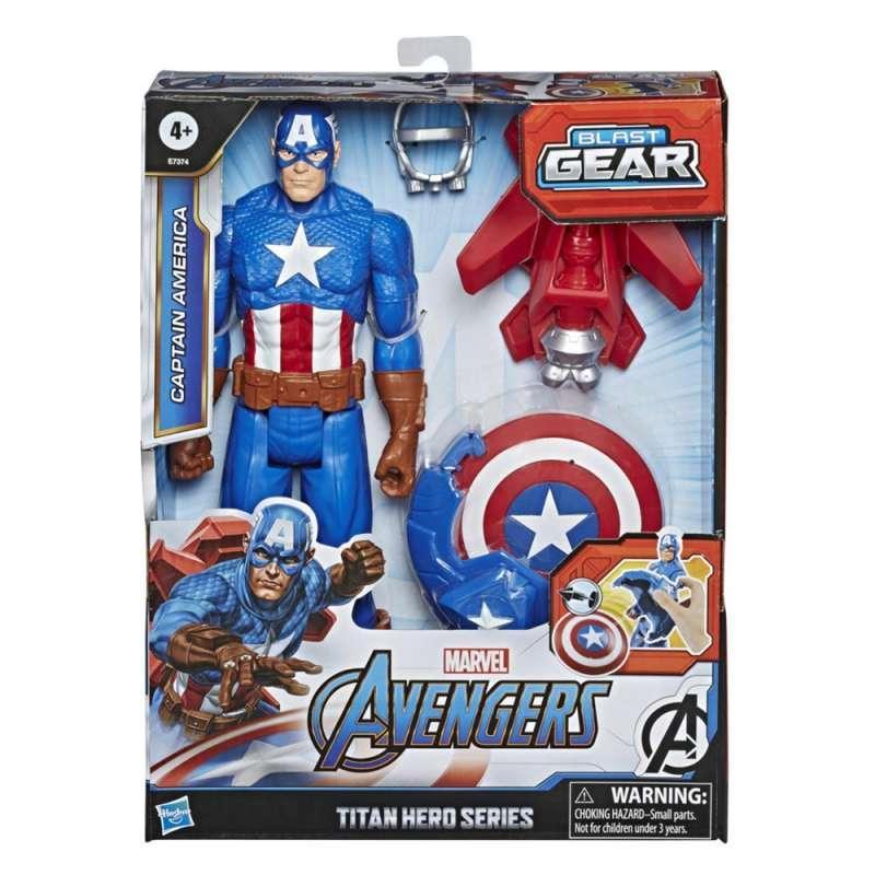 AVENGERS TITAN HERO INNOVATION CAP