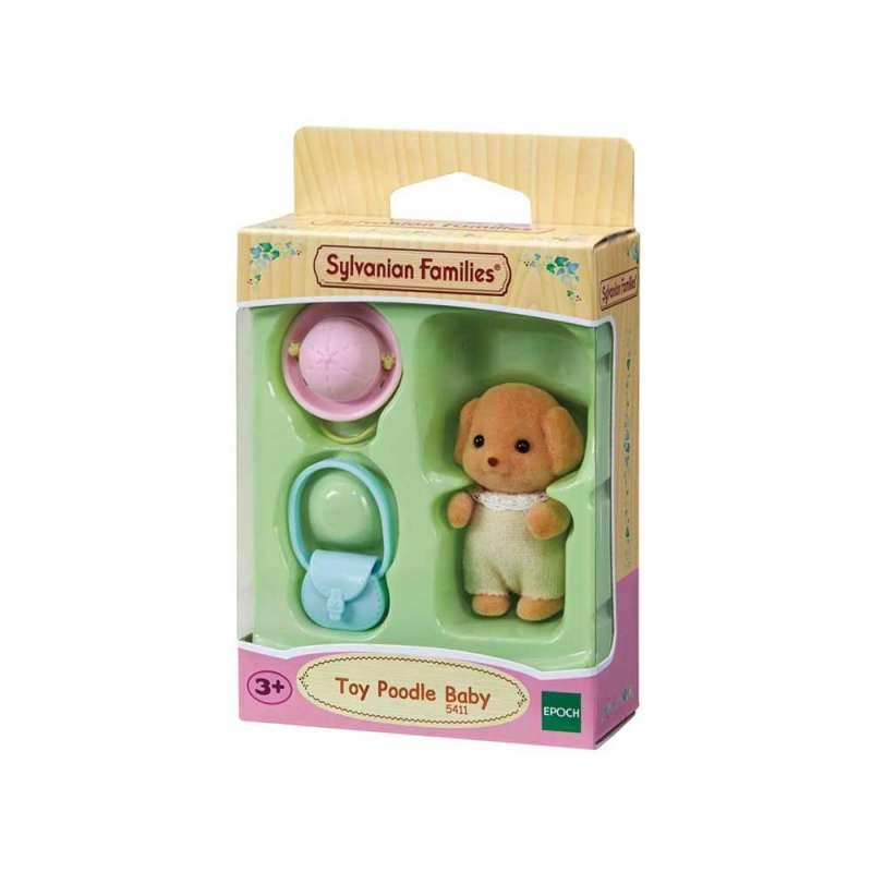 SYLVANIAN TOY POODLE BABY