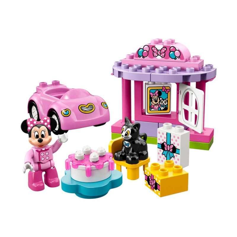 LEGO DUPLO MINNIE'S BIRTHDAY PARTY