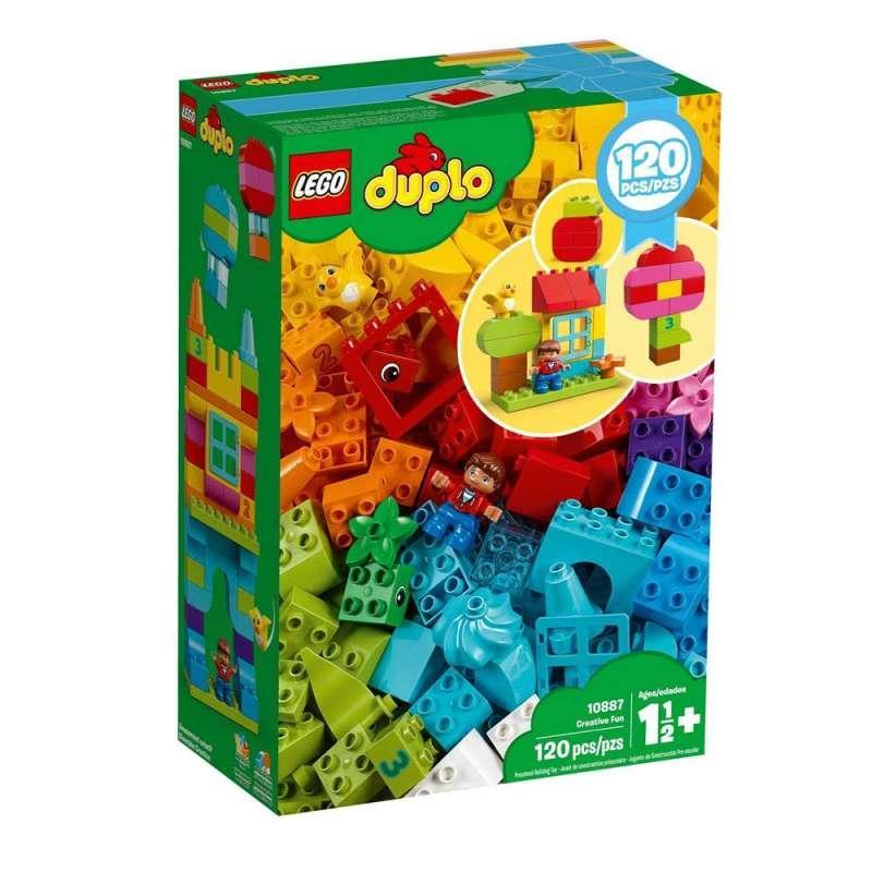LEGO DUPLO KREATIVNA ZABAVA