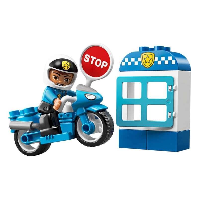 LEGO DUPLO POLICIJSKI MOTOR