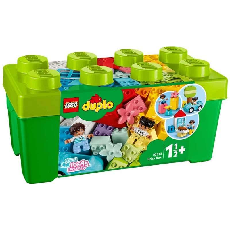 LEGO DUPLO CLASSIC KUTIJA S KOCKICAMA