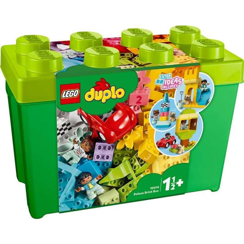 LEGO DUPLO CLASSIC DELUX KUTIJA S KOCKICAMA