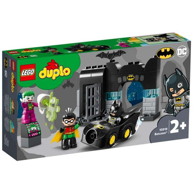 LEGO BATMANOVA PECINA
