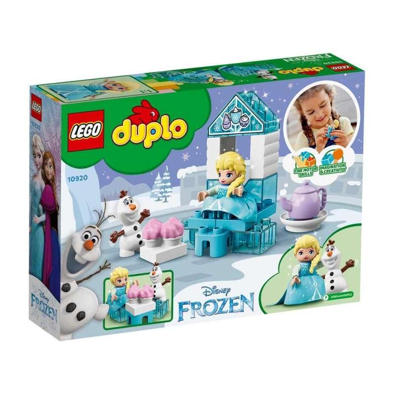 LEGO DUPLO PRINCESS TM ELSINA I OLAFOVA CAJANKA