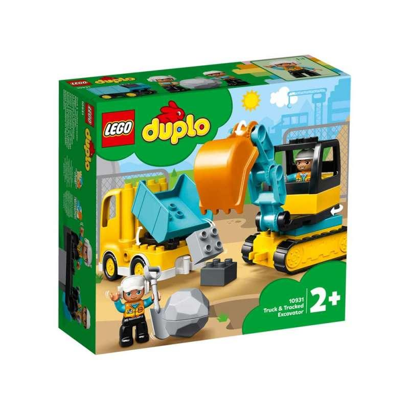 LEGO KAMION I BAGER GUSJENICAR