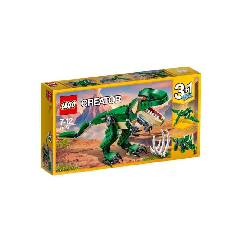 LEGO CREATOR MOCNI DINOSAURI