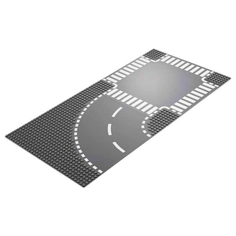 LEGO CITY CURVE AND CROSSROAD