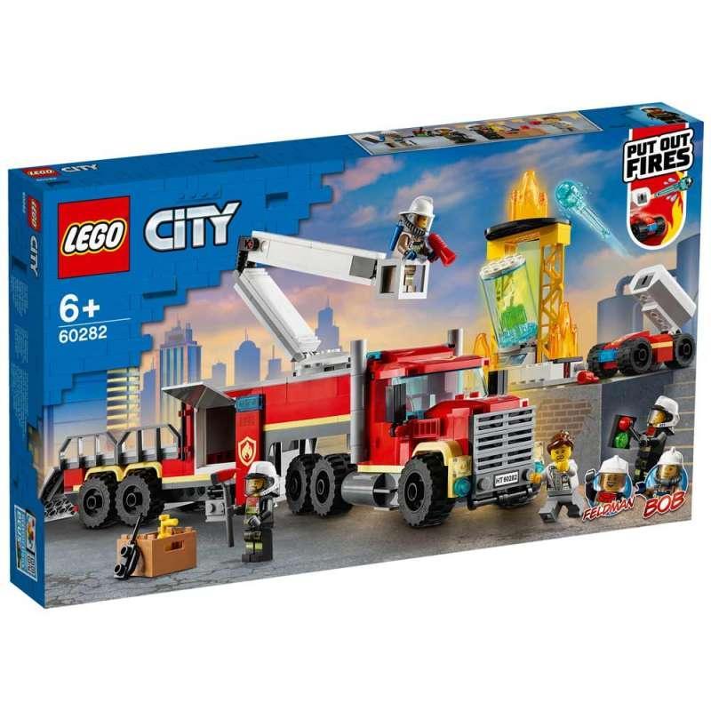 LEGO CITY FIRE VATROGASNA JEDINICA
