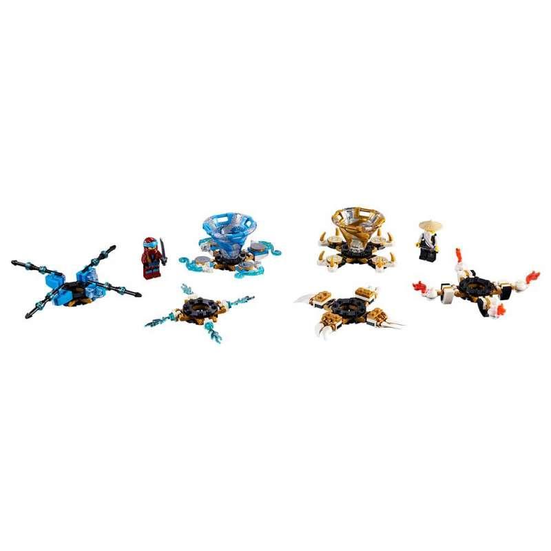 LEGO NINJAGO SPINJITZU NYA I WU