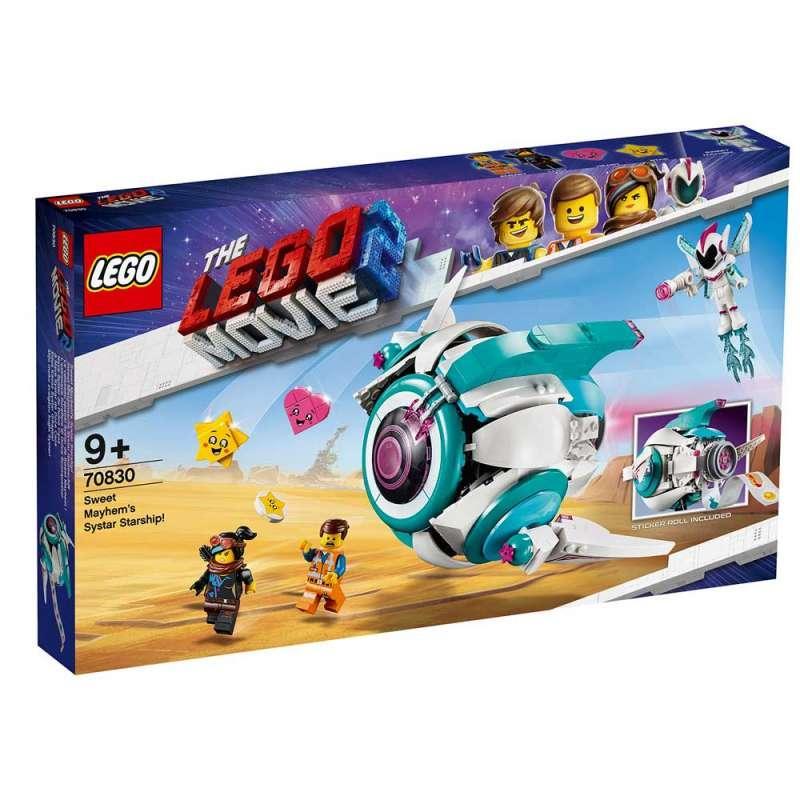 LEGO MOVIE ZVJEZDANI BROD SLATKOG MAYHEMA ZA SYSTAR