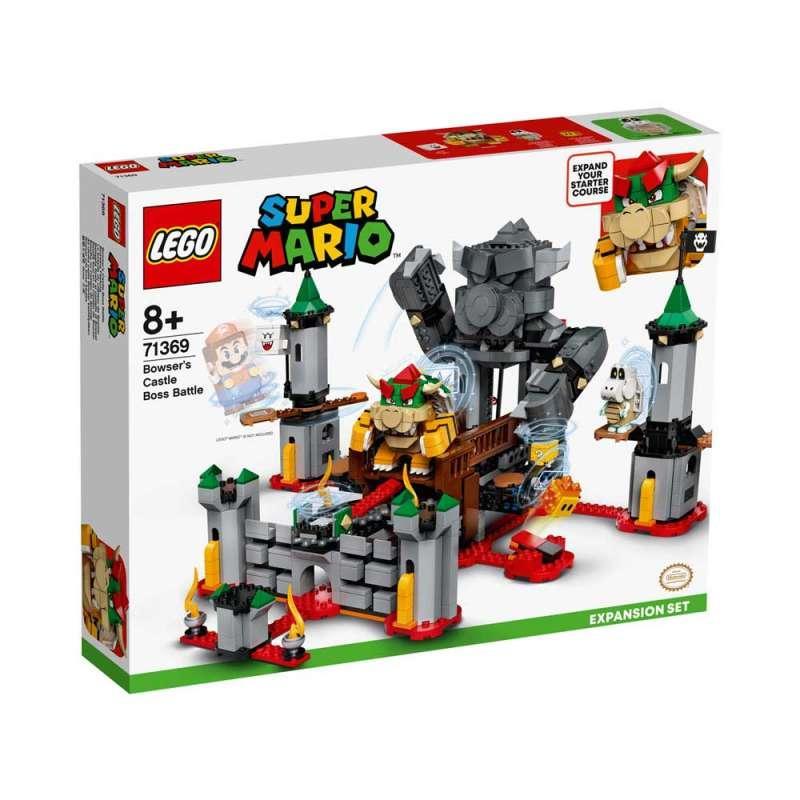 LEGO BOWSEROV DVORAC - SET ZA EKSPANZIJU