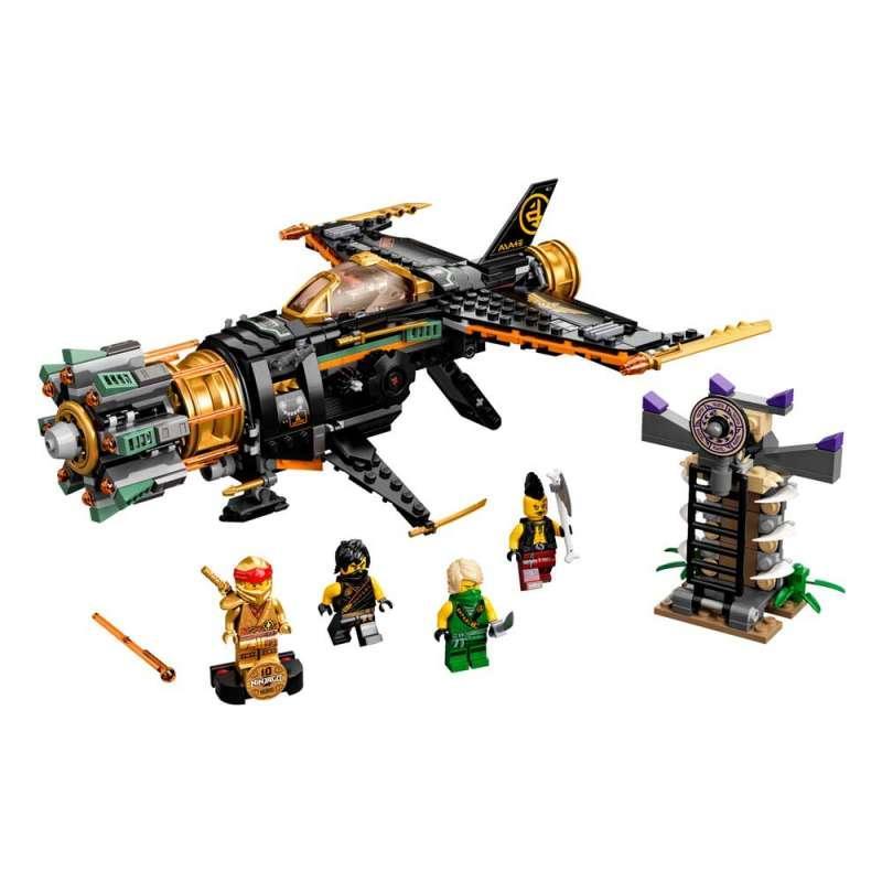 LEGO NINJAGO RAZBIJAC GROMADA