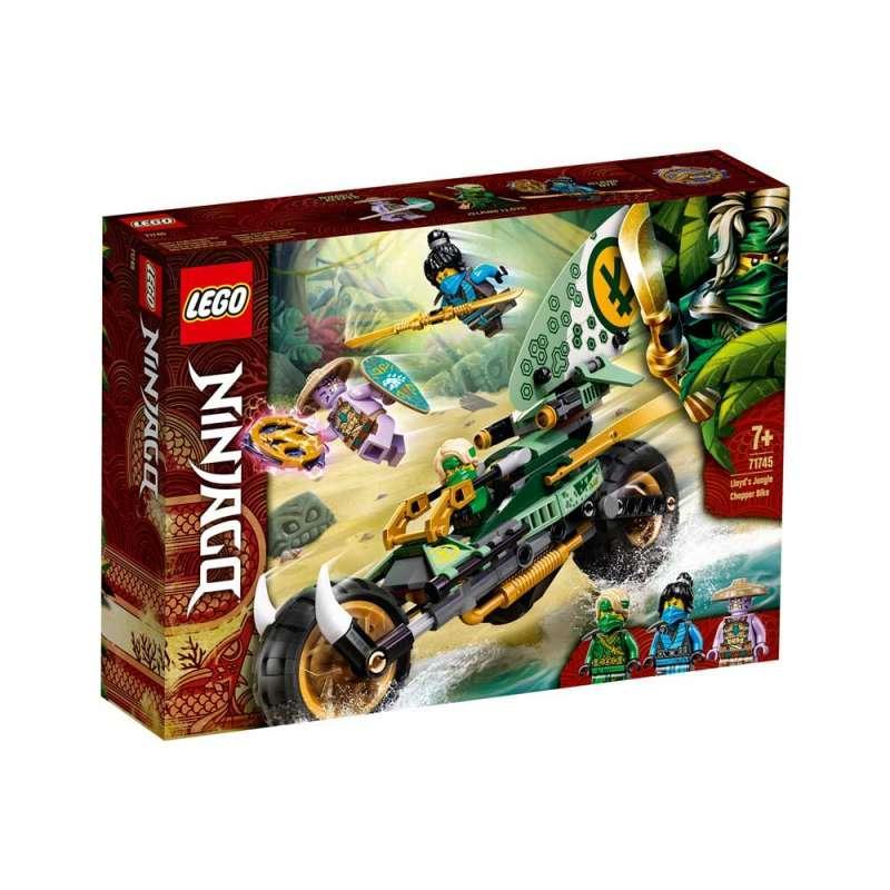 LEGO NINJAGO Lloydov čoper za prašumu
