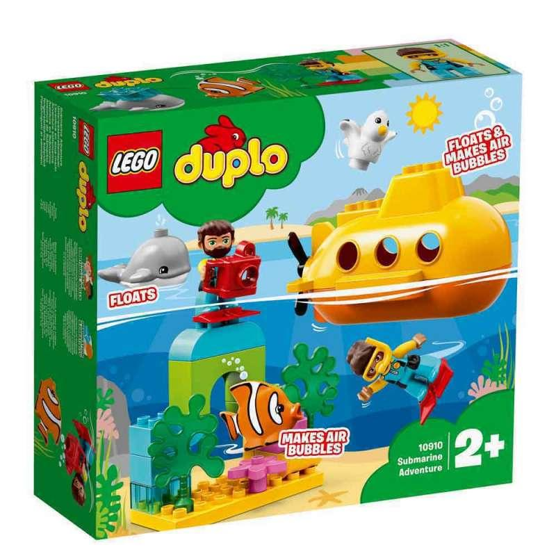 LEGO AVANTURE SA PODMORNICOM