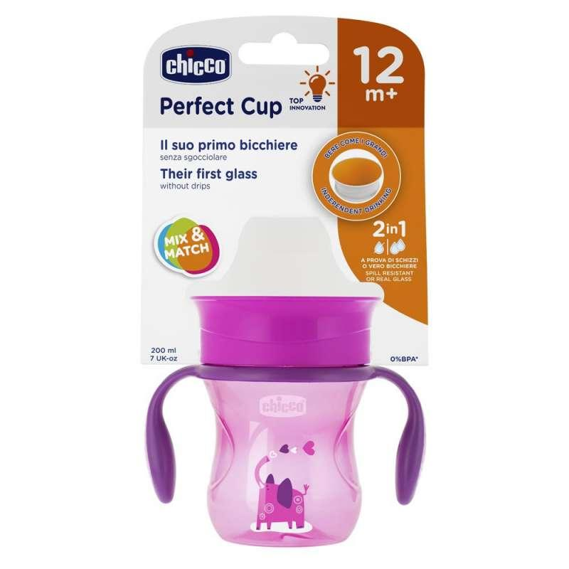 CHICCO CASA  PERFECT 12M+, PINK