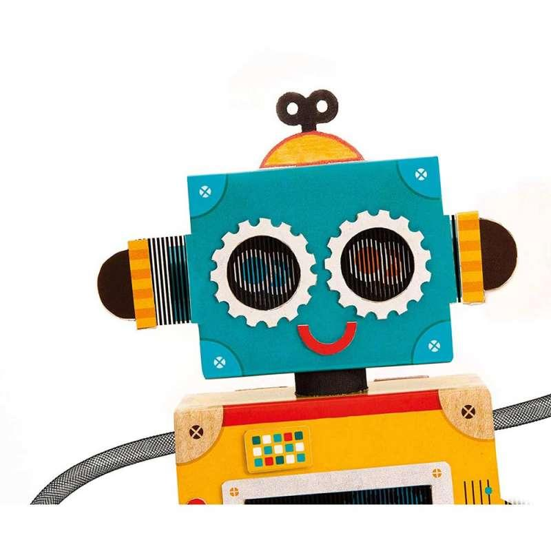 CLEMENTONI PLAY CREATIVE ROBOT SET