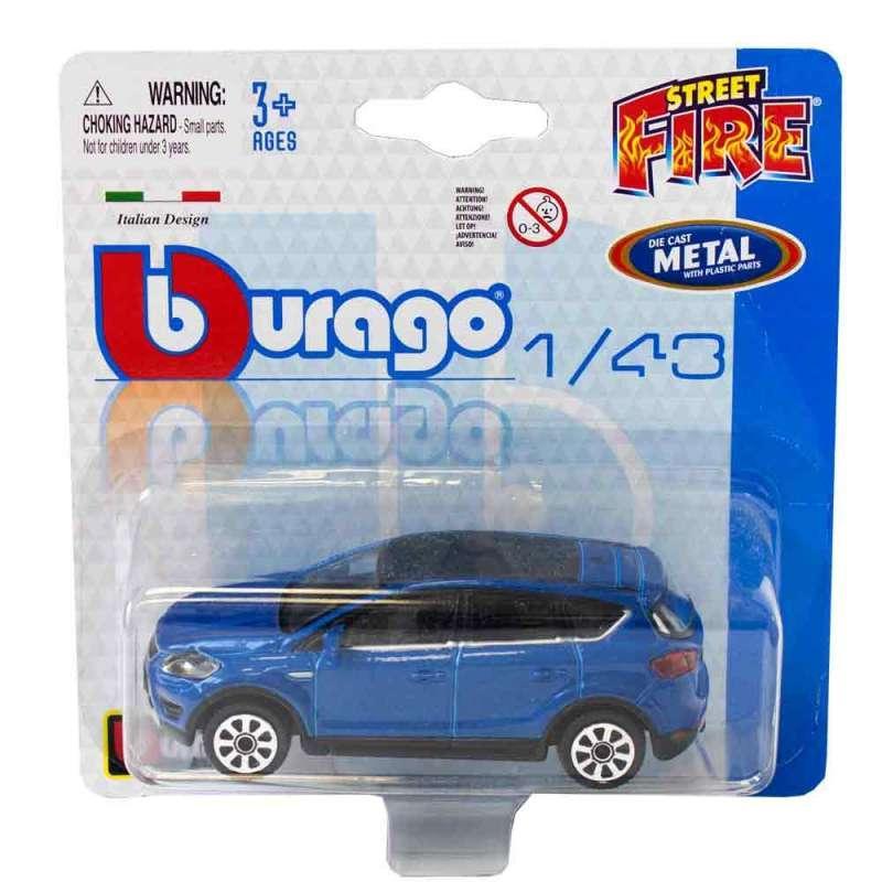 BURAGO STREET FIRE 1 43 BLISTER