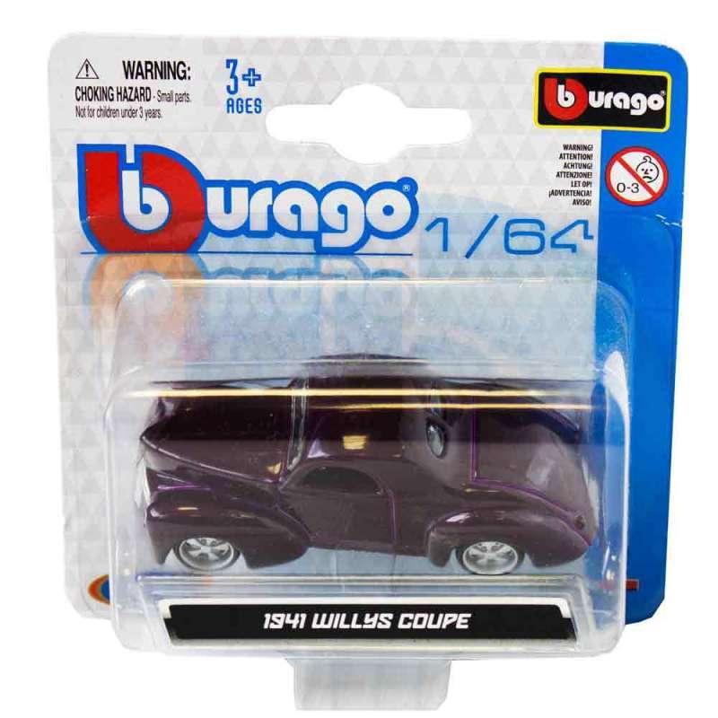 BURAGO AUTOMOBILI 1 64 ASST