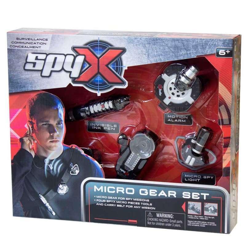SPY X MICRO SET OPREMA